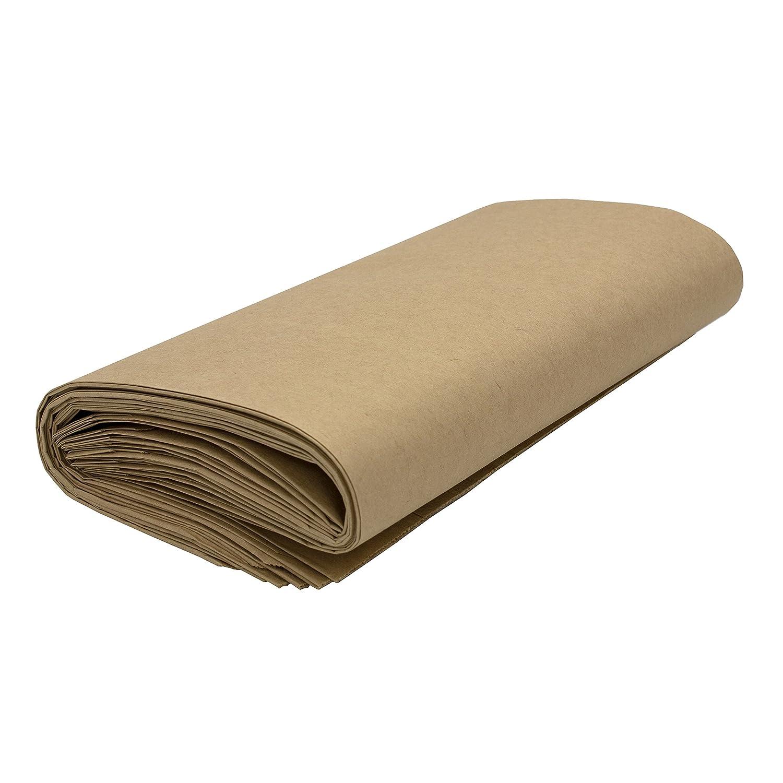 VARIOSAN Bio Kompostbeutel 11954, 10 L, 60 Stück, Kraftpapier, braun 60 Stück