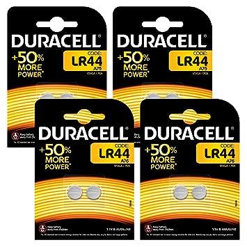 Duracell Specialty type LR44 Alcaline batterie de pièce de monnaie, Lot de 2  LR44 Lot 09667324d692