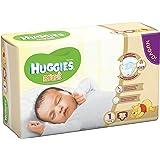 Huggies Bebè, Taglia 1 (2-5 kg), 28 Pannolini