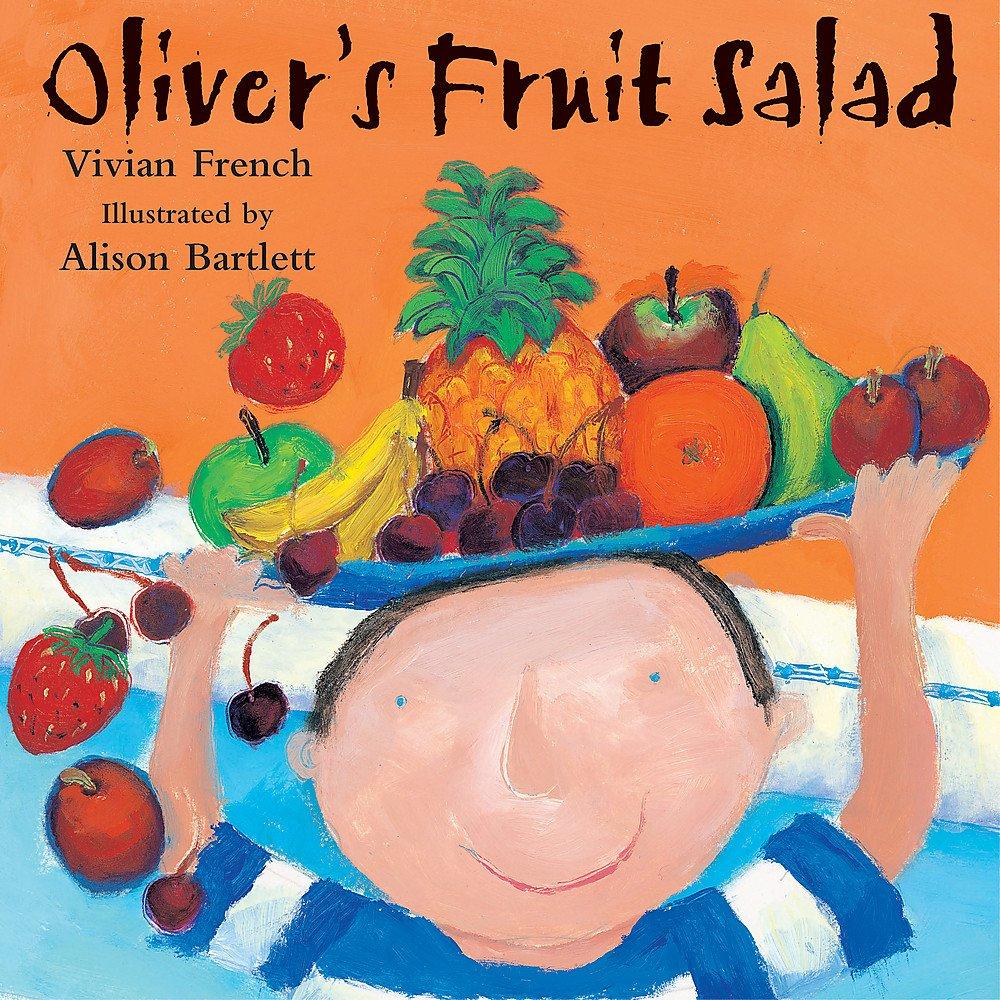 Oliver S Fruit Salad French Vivian Bartlett Alison Amazon De Bucher