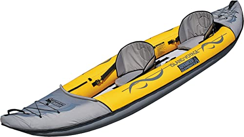 Single/Tandem Blow Up Canoe/Kayak <span>for beginners, children and kids</span> [Advanced Elements] Picture