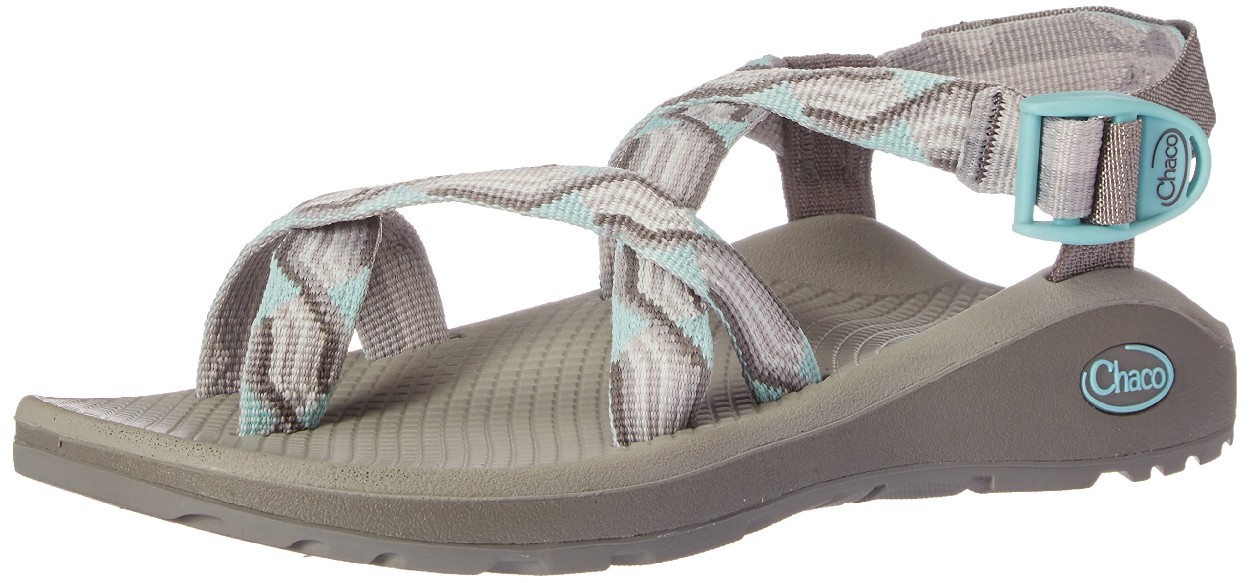 Chaco Women's Zcloud 2 Athletic Sandal, Candy Gray, 8 M US