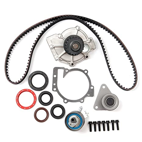 Amazon com: ECCPP Timing Belt Water Pump Kit Fits for 1998