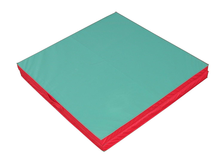 WATANABE(ワタナベ) 軽量折式ノンスリップカラーマット 赤 L-622R 赤 B00LIOMLK4