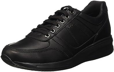 Portalet Mid Craft Felt, Baskets Basses Hommes, Noir (Black), 43 EULe Coq Sportif
