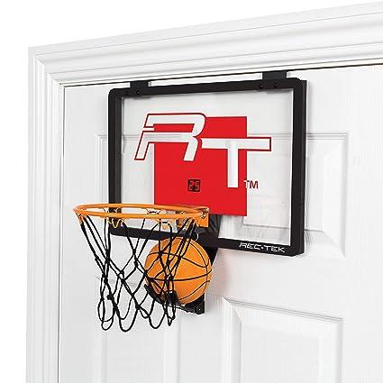 Amazon.com: Rec-Tek Deluxe - Juego de baloncesto sobre la ...
