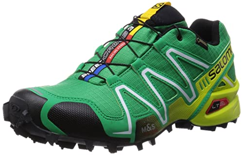 74732c4745 ... amazon salomon speedcross 3 gtx para hombre real green gecko gree talla  46 9ddf7 e9325