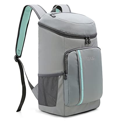7c024e2397 TOURIT Cool Bags Rucksack Lightweight Cooler Bag Backpack 25L Large  Capacity Insulated Camping Hiking Picnic Daypack