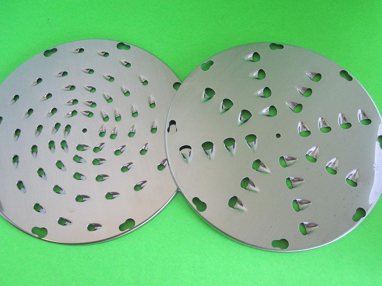 "1//2/"" Vegetable LARGE Shredder Disc for Hobart Univex mixer Pelican Head"