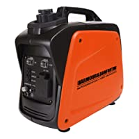 Armour & Danforth TMX 5157Generator Inverter, 4-Takt, 1000W, 230V, Orange