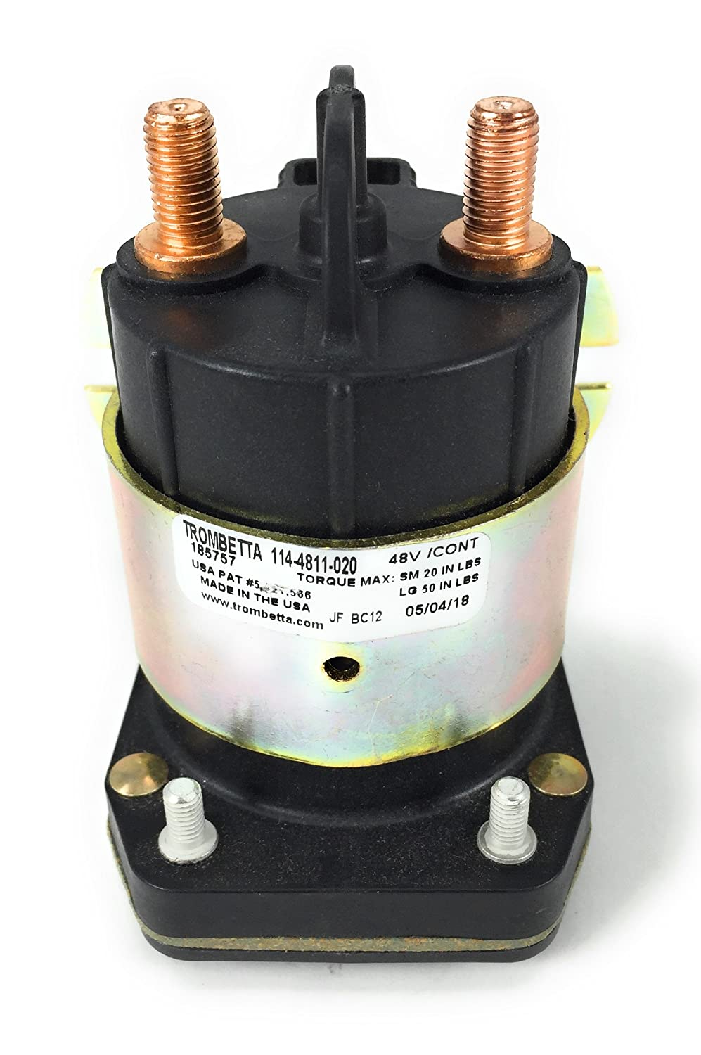 Solenoid Trombetta 114-4811-020 48 Volt on