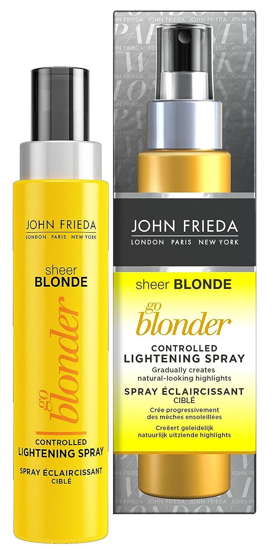 John Frieda Sheer Blonde Go Blonder Lightening Spray, 100 ml Kao 2274600