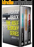 The Josef Slonský Series: Books 1-3 (Sapere Books Boxset Editions)