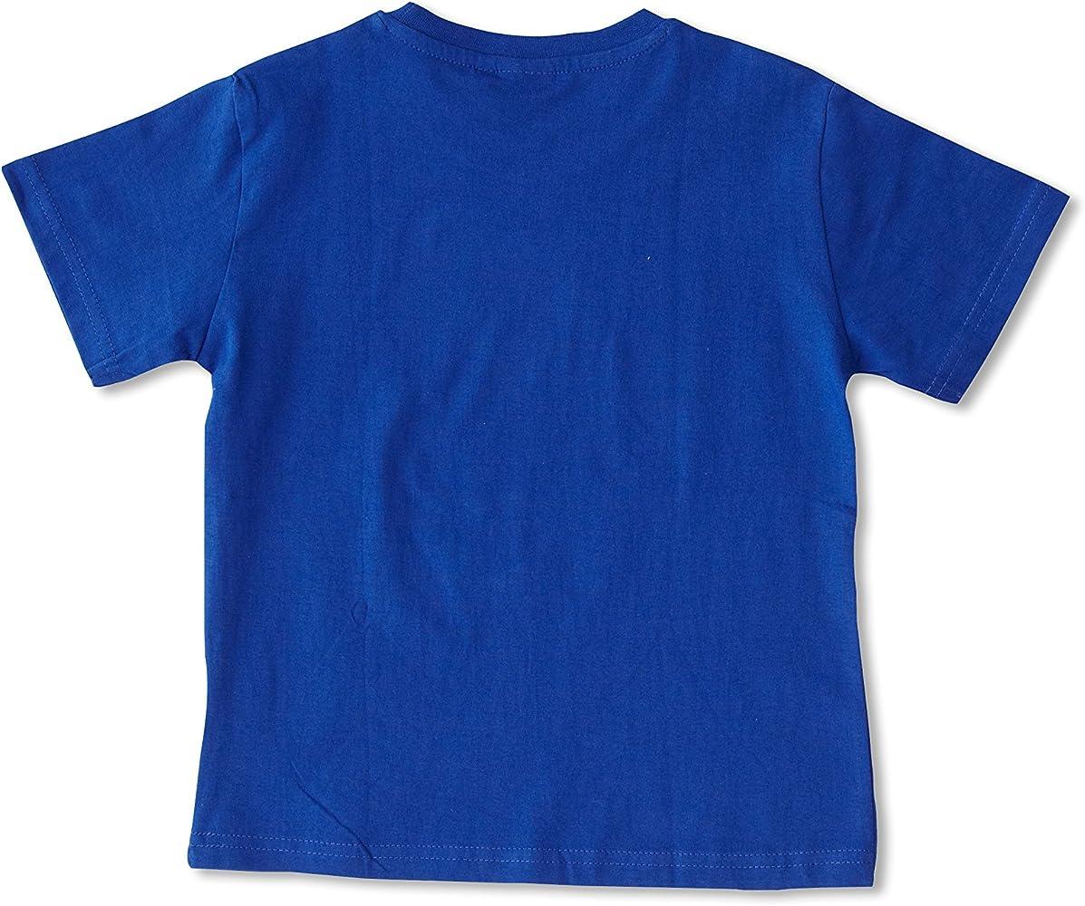 FCB F.C.Barcelona Camiseta Azul Marino/Granate 4 años (104 cm): Amazon.es: Ropa y accesorios