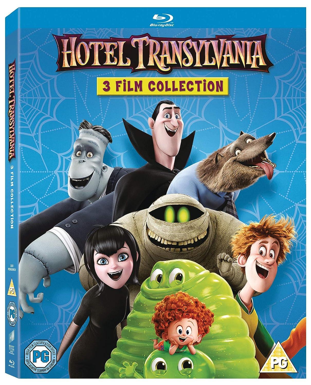 Hotel Transylvania / Hotel Transylvania 2 / Hotel ...