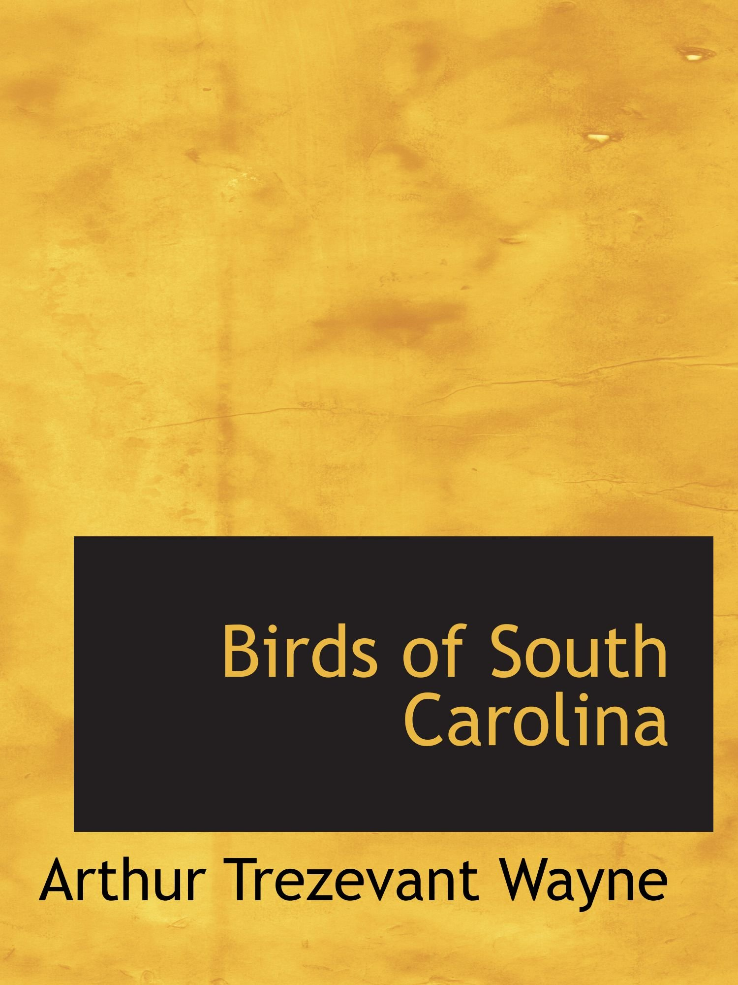 Download Birds of South Carolina ebook