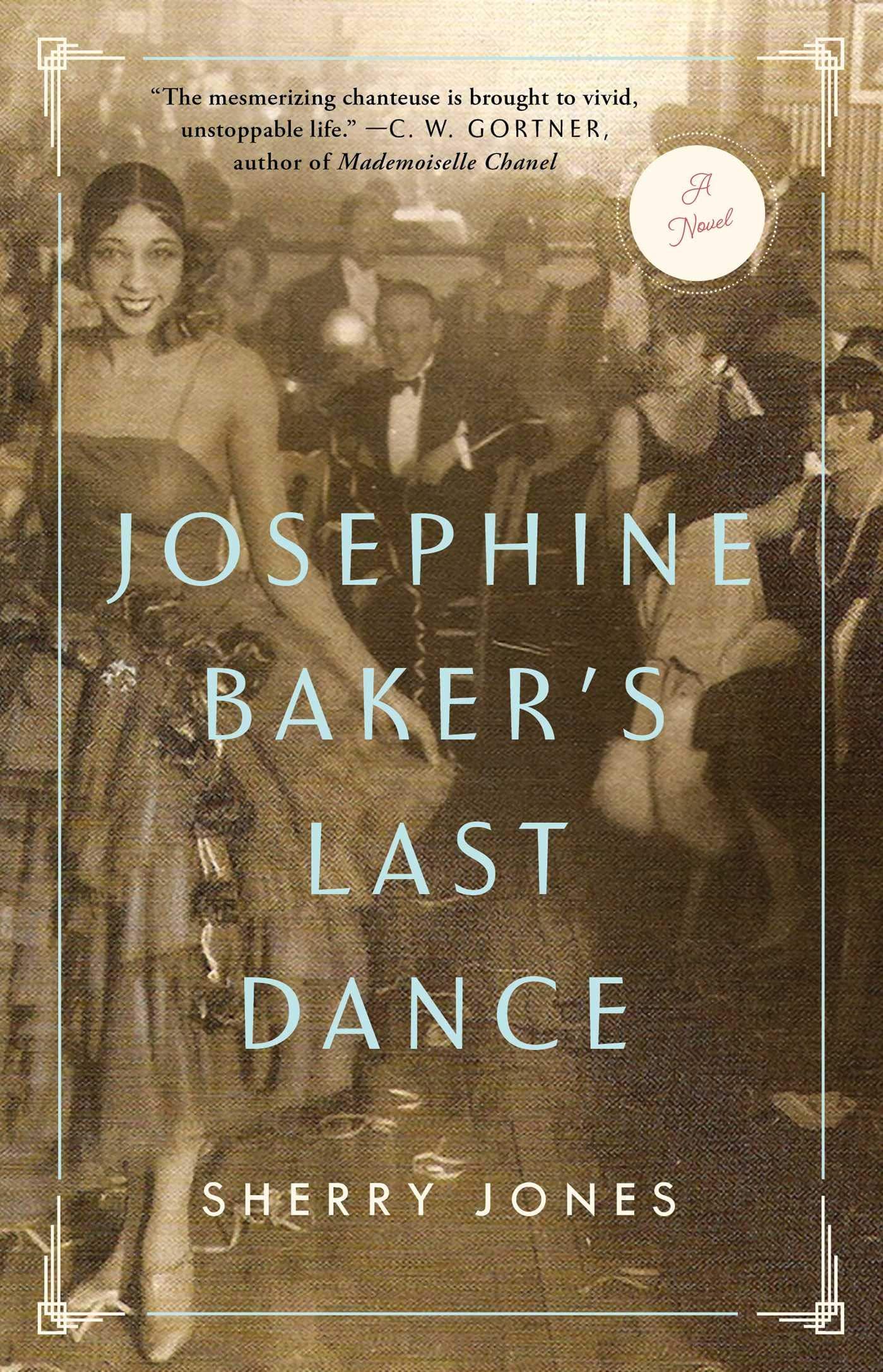 Josephine Baker's Last Dance por Sherry Jones