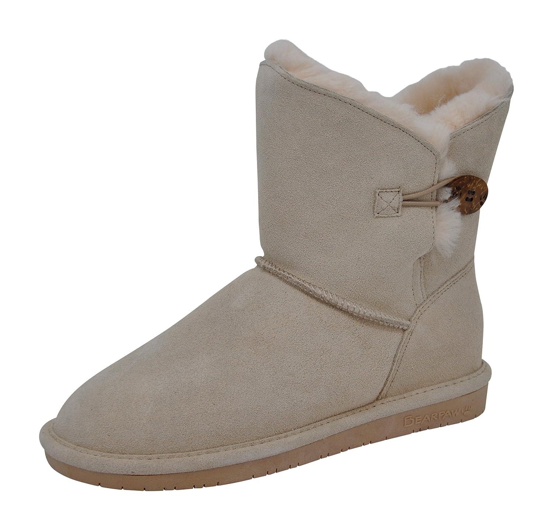 BEARPAW Women's Rosie Winter Boot B015HTFFU8 9 B(M) US Camel