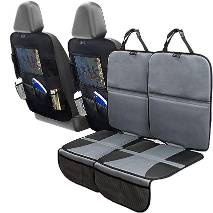 Amazon.com: Protector de asiento de coche y funda para ...