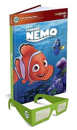 Leapreader Livre Interactif 3d Disney Pixar Nemo