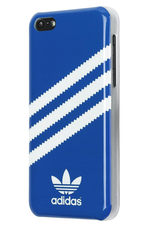 COVER PER APPLE iPHONE 6/6s/7/8 4.7'' ADIDAS ADICOLOR BLU CON LOGO