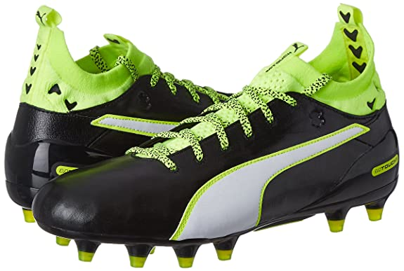 Amazon.com | PUMA evoTOUCH 1 FG Mens Leather Soccer Boots/Cleats | Soccer