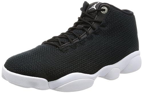 f23377acbc1 Amazon.com   Nike Men's Jordan Horizon Ankle-High Fabric Basketball Shoe    Basketball