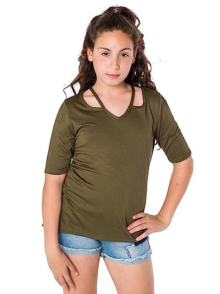 Amazoncom Smile You Are Beautiful Girls Plus Size Open Shoulder
