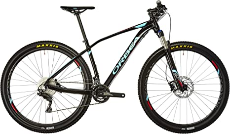 ORBEA - Bicicleta de montaña Alma h30 de 29: Amazon.es: Deportes ...