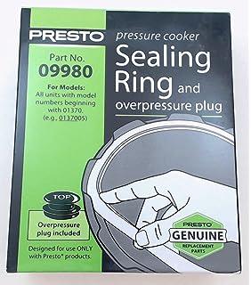 Amazon.com: IMPRESA - Juego de 2 anillos de sellado a ...