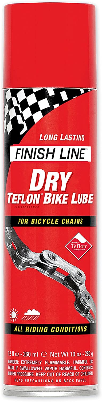 Finish Line Dry Lube (Teflon Plus) - Aceite para Bicicletas, Talla ...