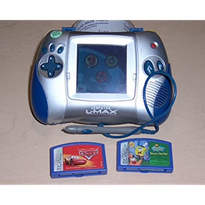 Leapster L-Max Handheld: Toys & Games