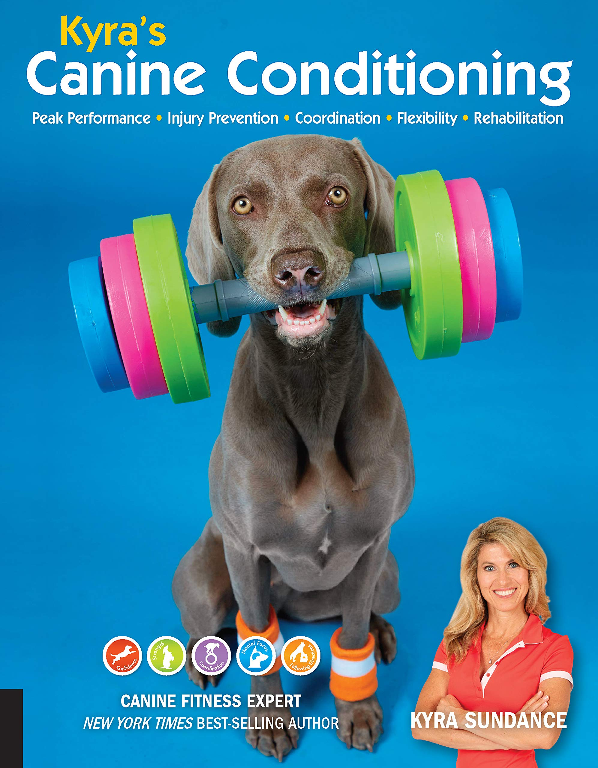 Kyras Canine Conditioning Exercises Healthier product image