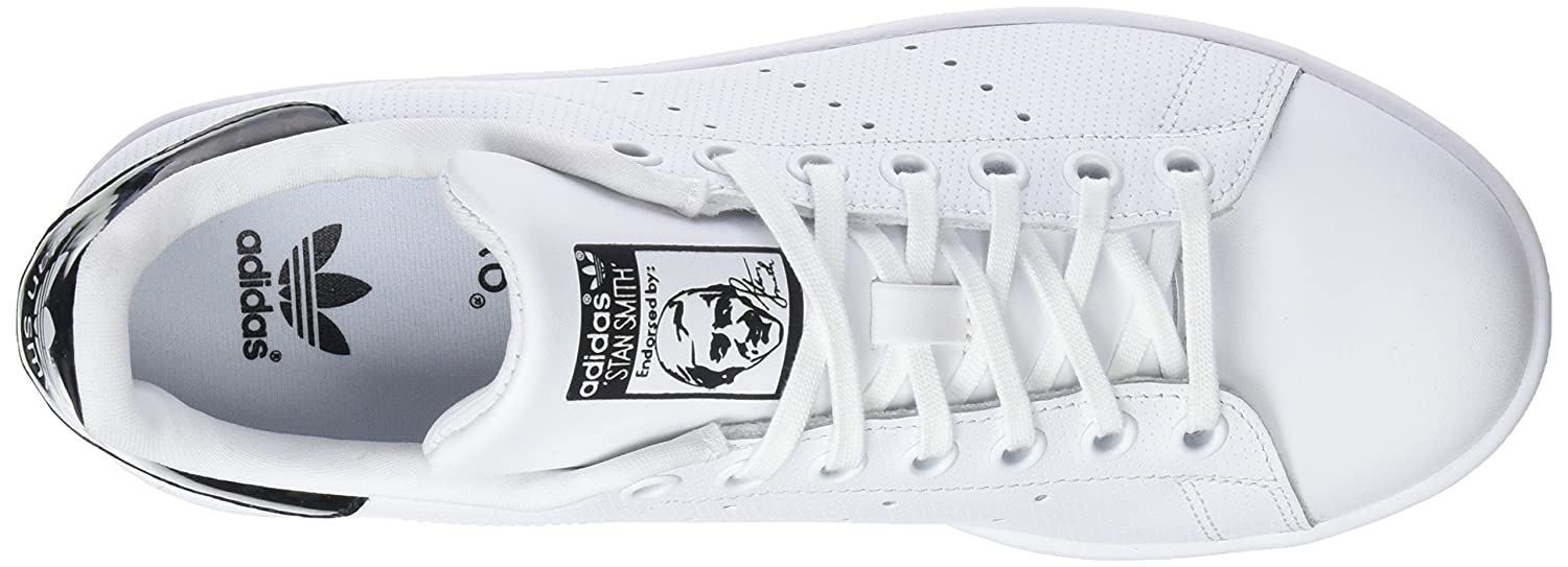 brand new df8c3 d481b adidas Stan Smith J, Sneaker Unisex - Adulto MainApps Amazon.it Scarpe e  borse