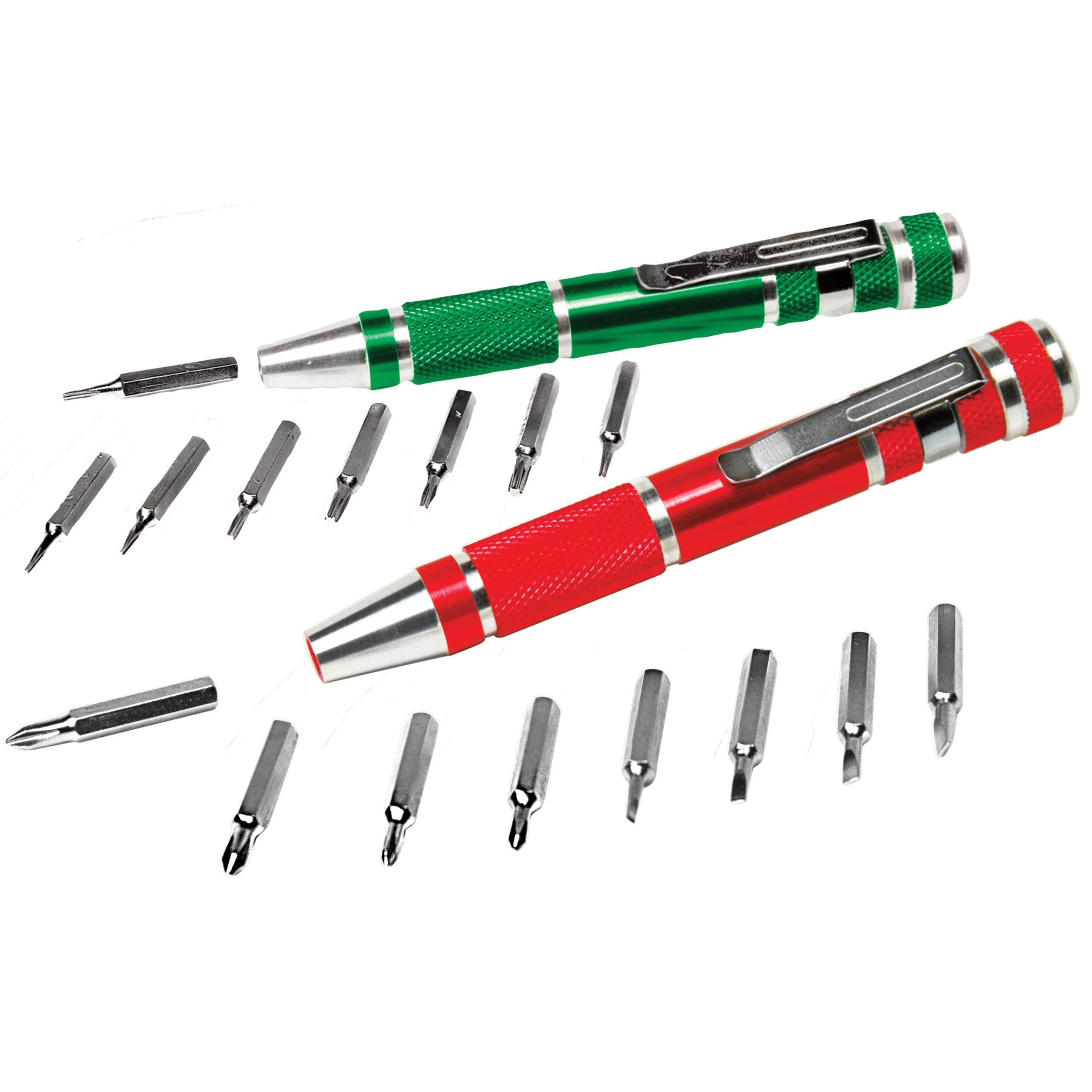 Performance Tool W9157 Precision Screwdrivers (2 Piece)
