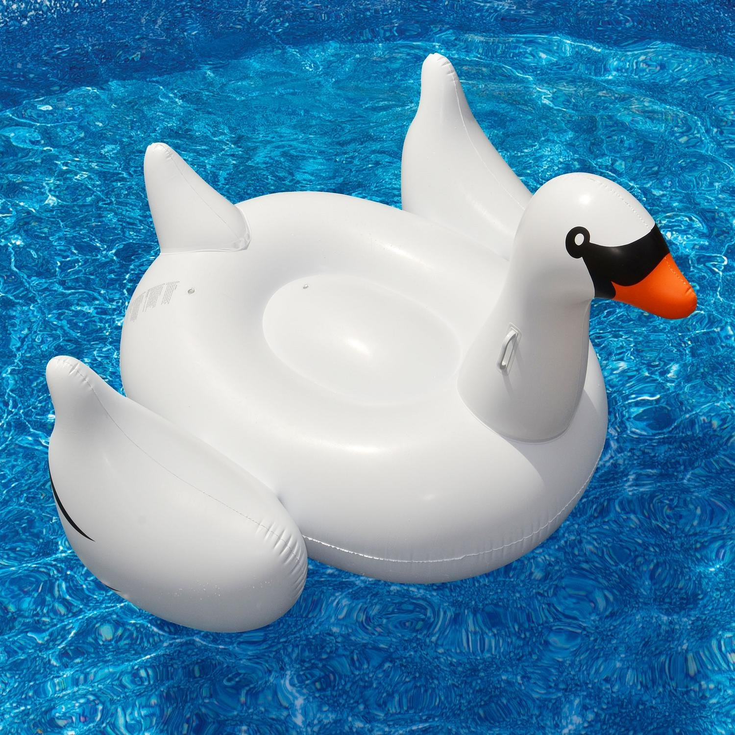 Swimline Giant Swan Inflatable Ride-On Pool Float Toy | 75"|1500|1500|?|en|2|338f7cbbec212548fa674598eb774ecc|False|UNLIKELY|0.372283935546875