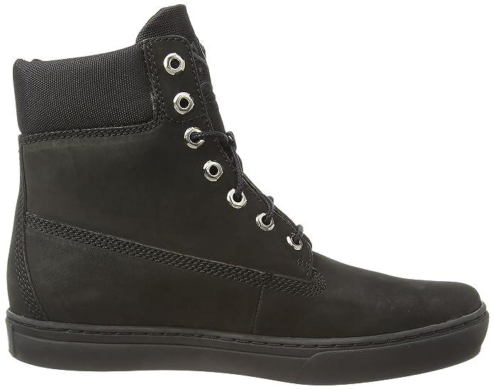 Timberland Ek Newmarket II Cup, Sneakers Hautes Homme, (Cup Black), 50 EU
