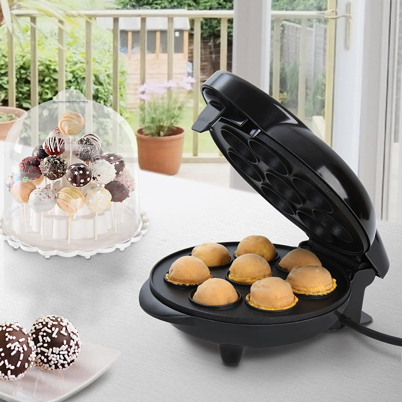 Jago Princess cake pops macchina per cupcake e muffin (M 640 W) PCMKS001A