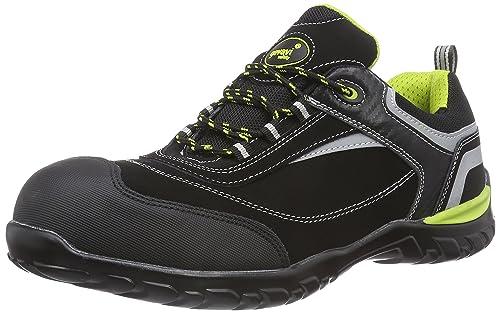 Unisex Adults GS37 Hawk WRKS S1P LG Safety Shoes Gevavi R7iGcEc1c