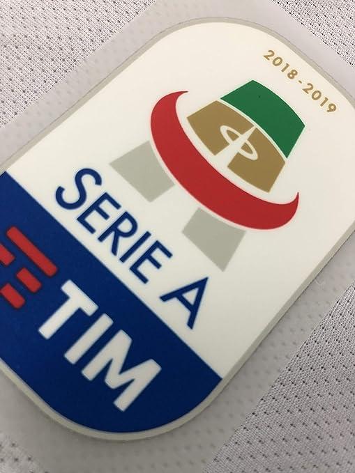 patch badge old LEGA CALCIO SERIE A TIM