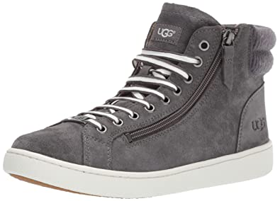 77bb48e9d3f UGG Women's W Olive Sneaker: Amazon.co.uk: Shoes & Bags