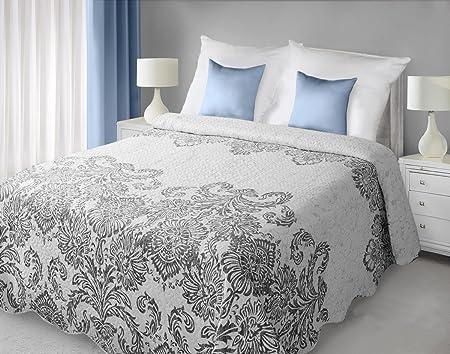Barok En Modern : Eurofirany modern patchwork bedspread barok reversible quilt easy