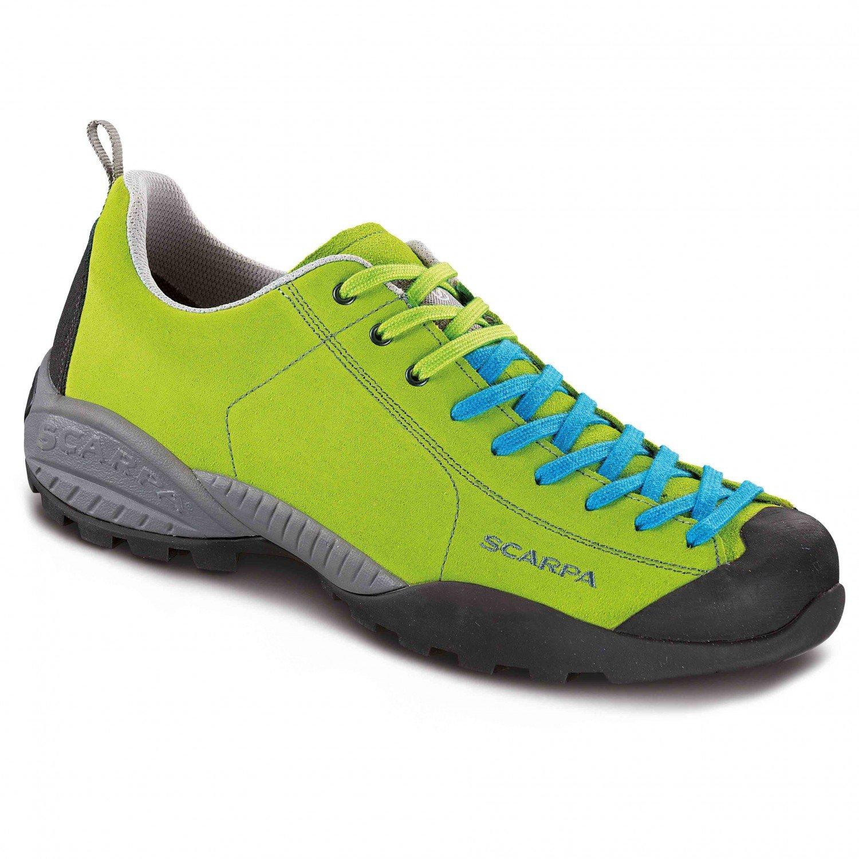 Scarpa Mojito GTX Zapatillas de aproximaciónEU 41,0|lime fluo