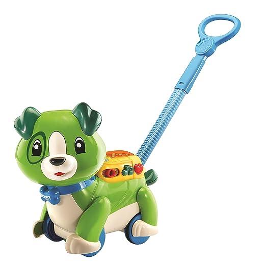 Cefa Toys- Scout Paseo de Letras, Color Verde (00700)