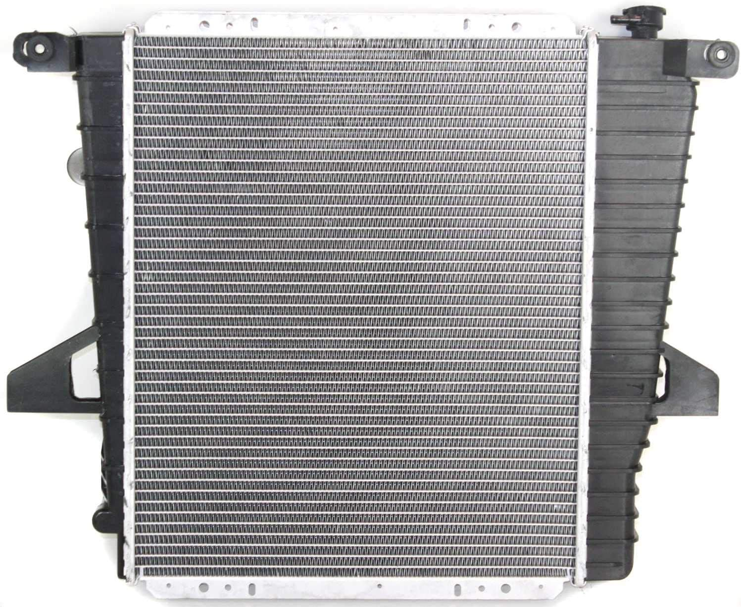 Radiator Compatible with Ford Ranger 1995-1997 4.0L 2-row with Heavy Duty Cooling