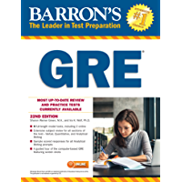 GRE (Barron's Test Prep)