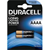 Duracell Specialty Typ AAAA Alkaline Batterie, 2er Pack