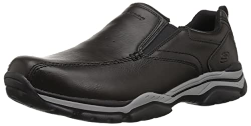 Skechers Rovato-Venten, Mocasines para Hombre: Amazon.es: Zapatos y complementos