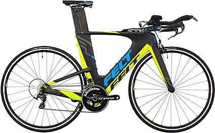 Felt IA 14 - Bicicletas triatlón para hombre - amarillo/negro ...