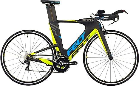 Felt IA 14 - Bicicletas triatlón para hombre - amarillo/negro Tamaño ...